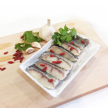 【寶島福利站】鹹水鱸鰻去刺清肉4盒(300g/盒+-10%)