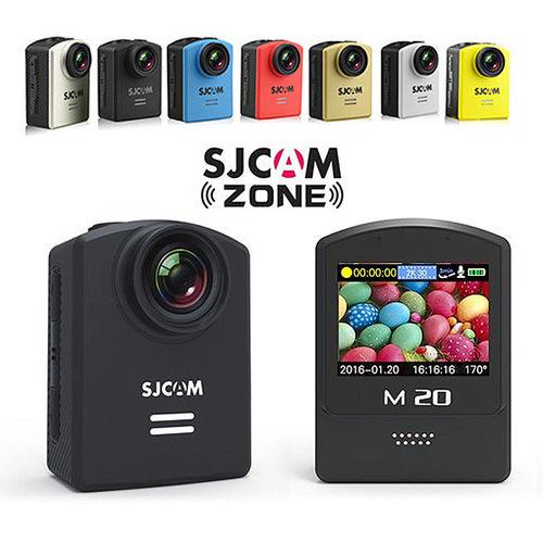(送32G記憶卡) SJCAM M20 4K wifi 2160P防水 DV攝影/運動攝影機