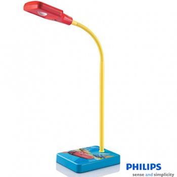 飛利浦 PHILIPS 迪士尼魔法燈-LED檯燈-汽車總動員(71770/32)