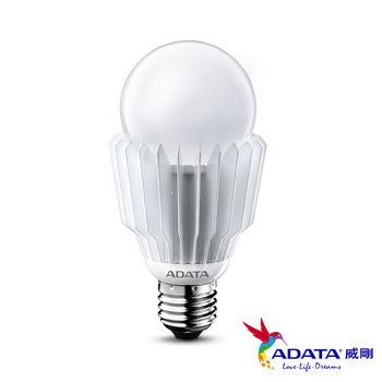 威剛ADATA LED燈泡 13W 全電壓 CNS認證 白/黃光 4入