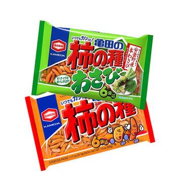 龜田柿種米果餅乾 4包組