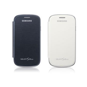 SAMSUNG GALAXY S3 mini 原廠 側翻式皮套(盒裝-台灣代理商)