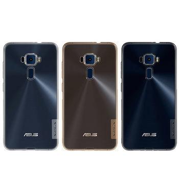 【NILLKIN】ASUS ZenFone 3 ZE520KL 本色TPU軟套