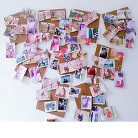 ^#91 協貿國際 ^#93 自帶背膠軟木板牆照片留言宣傳欄幼兒園夢想辦公文化軟木牆貼一組