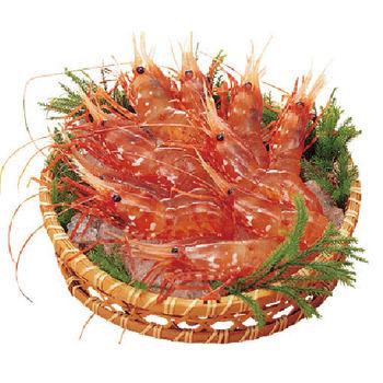 寶島福利站 鮮甜生食等級牡丹蝦(XL規格)1包(250g~包)