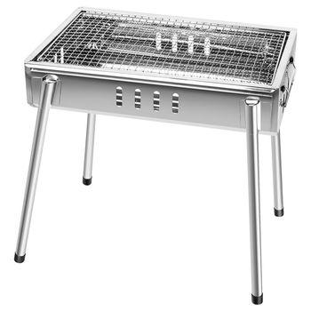 點秋香 夏威夷450不鏽鋼碳烤爐/烤肉架~中秋/野餐/露營必備