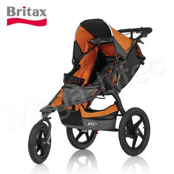 Britax BOB三輪進化慢跑車(桔)