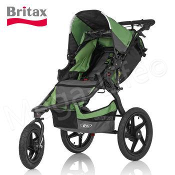 Britax BOB三輪進化慢跑車(綠)
