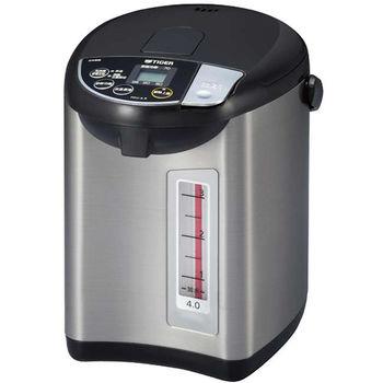 買就送:晶工電扇【虎牌】4L微電腦大按鈕電動熱水瓶 PDU-A40R