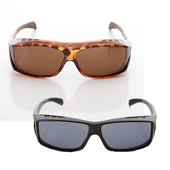 kosui日韓包覆式太陽眼鏡2+1件組