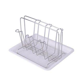 御膳坊電解不鏽鋼杯架組