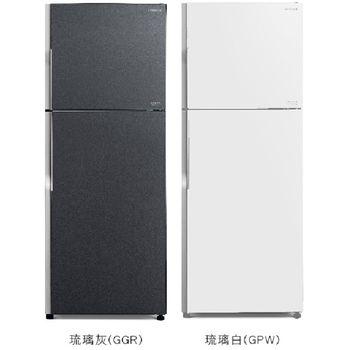 ★加碼贈好禮★【HITACHI日立】381公升變頻雙門冰箱 RG399