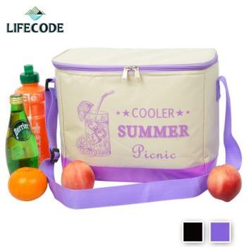 【LIFECODE】COOLER 飲料保冰袋(10L)-2色可選