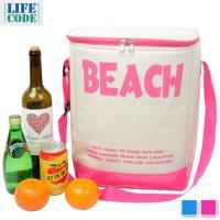 ~LIFECODE~BEACH 高桶保冰袋 袋 沙灘袋 23L ~2色