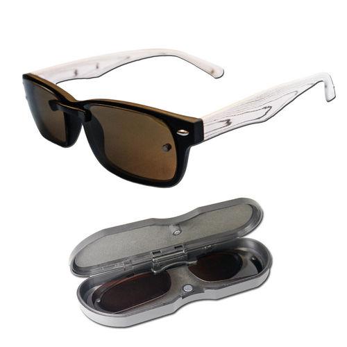 APOLLO-~日本偏光鏡+濾藍光眼鏡-白樺木/方框