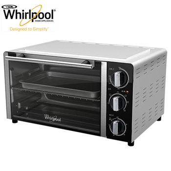 【Whirlpool惠而浦】25L旋風烤箱 SGM250S