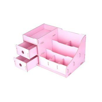 韓版DIY木製收納盒