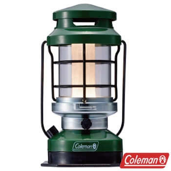 Coleman 迷你北極星LED營燈- 綠 CM-6796J 戶外 露營