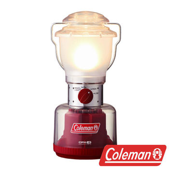 Coleman CPX6倒掛式LED營燈 III 三段式黃光|汽化燈造型|氣氛燈 CM-27302M