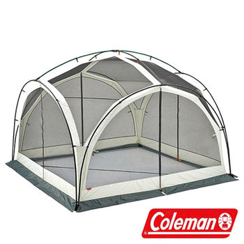 Coleman 派對帳網屋 CM-7218J |天幕帳|炊事帳|客廳帳|露營