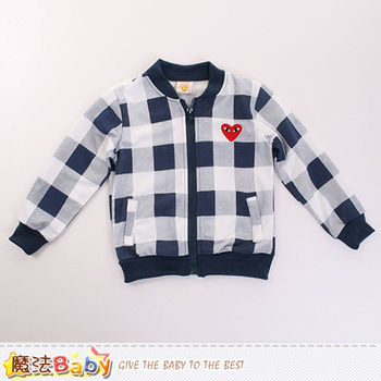 魔法Baby 外套 兒童薄款長袖外套~k60098