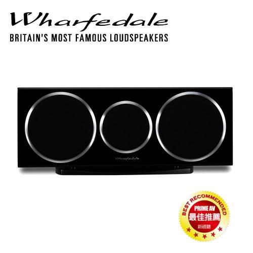 英國Wharfedale DIAMOND 220C 中置喇叭/黑色