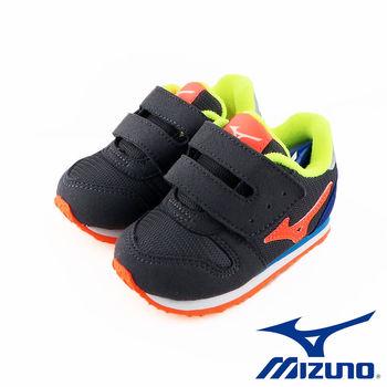 【Mizuno 美津濃】童鞋 TINY RUNNER 4 幼兒鞋 (1~3歲) K1GD163207