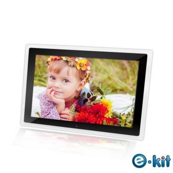 逸奇e-Kit 12吋相框電子相冊-透明邊框黑 DF-V601_TB