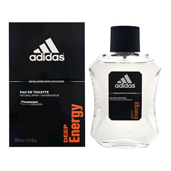愛迪達 ADIDAS 完美勁能男性運動淡香水 100ML