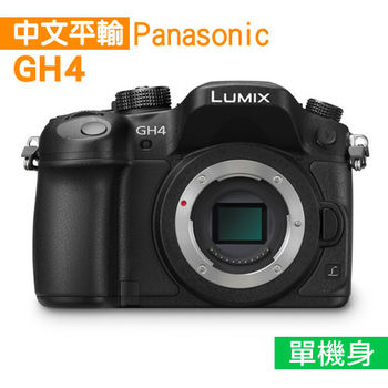 Panasonic Lumix DMC-GH4單機身*(中文平輸)