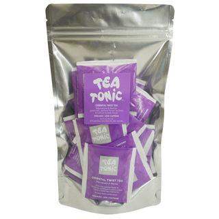 Tea Tonic澳洲花草茶 東方茉荔綠茶茶包組20袋(低咖啡因)