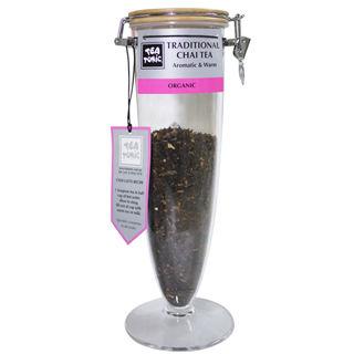 Tea Tonic澳洲花草茶 東方暖情紅茶大瓶裝160g(低單寧酸)