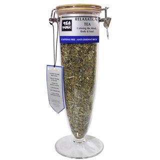 Tea Tonic澳洲花草茶 放鬆寧靜花草茶大瓶裝160g(無咖啡因)