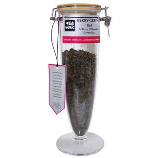 Tea Tonic澳洲花草茶 莓果綠茶大瓶裝160g(有咖啡因)