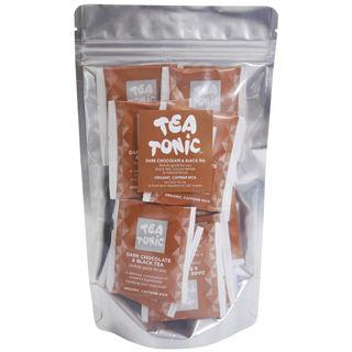 【Tea Tonic澳洲花草茶】巧克力紅茶茶包組20袋(有咖啡因)