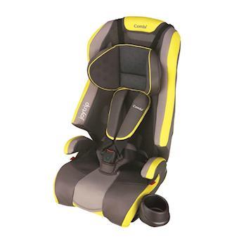 Combi Joytrip MC S 成長型汽車座椅-活力黃