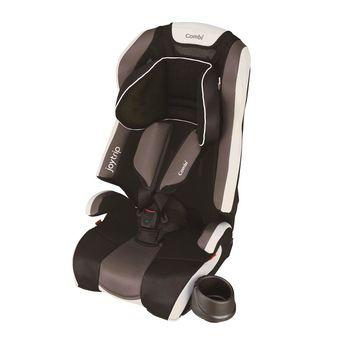 Combi Joytrip MC EG成長型汽車座椅-經典黑
