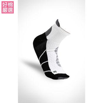 【蒂巴蕾】(超值6雙組) for man運動機能籃球襪 -半毛巾底-多色任選