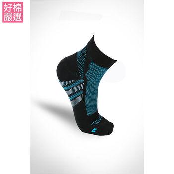 【蒂巴蕾】(超值6雙組) for man運動機能慢跑襪 -機能毛巾底-多色任選