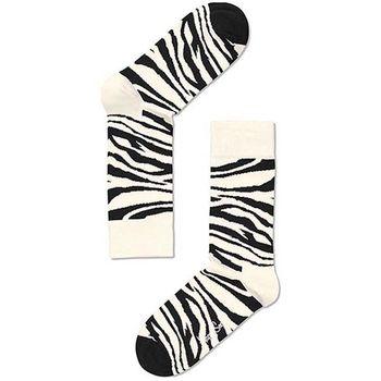【摩達客】瑞典進口【Happy Socks】綠黃Optic中統襪