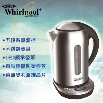 惠而浦 五段智慧溫控電煮壺 WKT1700