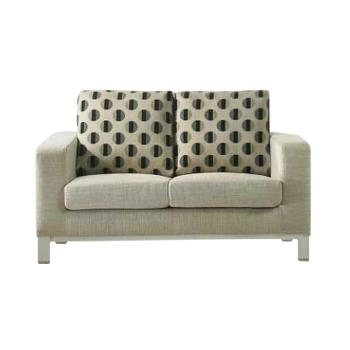 Bernice-瑪莎雙人座布沙發