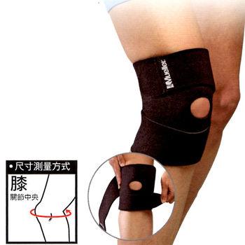 【MUELLER】可調式簡易膝關節護具(一隻)-MUA58677