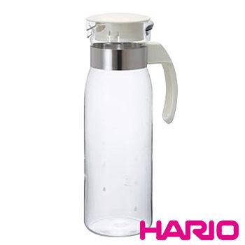 【HARIO】便利冷水壺米白 1400ml RPLN-14-OW