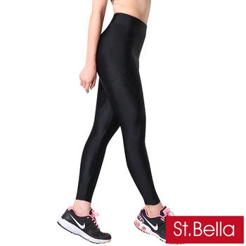 St.Bella 分段加壓 塑腰 美型褲