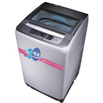 買就送【TECO東元】11KG定頻洗衣機W1138FN(灰)