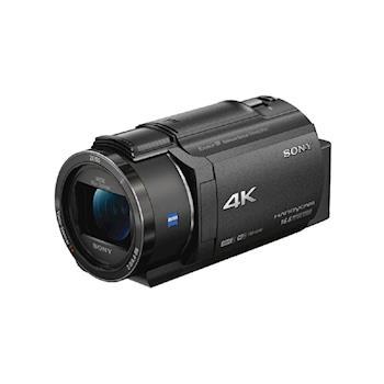 [送64G電池充]SONY  4K數位攝影機FDR-AX40(公司貨)