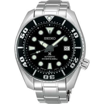 SEIKO PROSPEX SCUBA 200米潛水機械錶-45mm 6R15-00G0K(SBDC031J)