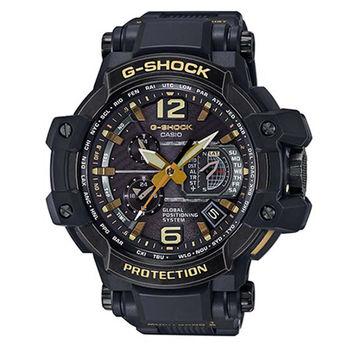 CASIO 卡西歐 G-SHOCK 世界六局電波GPS時尚運動腕錶/56mm/GPW-1000VFC-1A