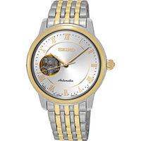 SEIKO Presage 開芯系列 機械女用腕錶錶 ^#45 34mm ^#47 4R3